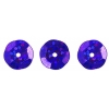 Sequins Round 10mm Aprx 450pcs Hologram Purple
